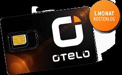 otelo Prepaid SIM Karte