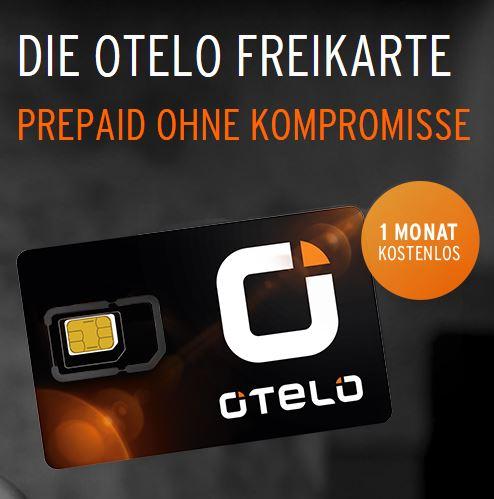 Prepaid Sim Karte Kostenlos.Wieder Da Die Kostenlose Otelo Freikarte Gratissimo Net