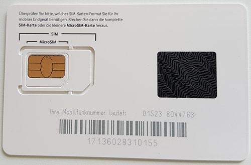 sim karte größen SIM Karte: Begriff, Formate, Technik, Lebensdauer & Größen