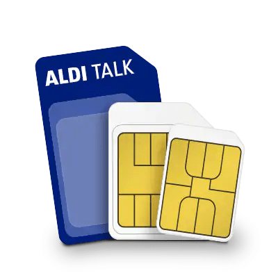 ALDI TALK SIM-Karte inkl. Startguthaben
